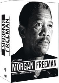 La Collection Morgan Freeman - Impitoyable + Invictus + Robin des Bois, prince des voleurs + Alerte ! (Pack) - DVD