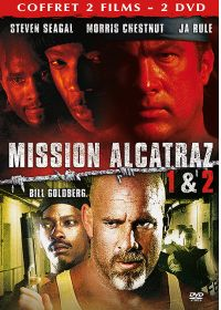 Mission Alcatraz 1 & 2 - DVD