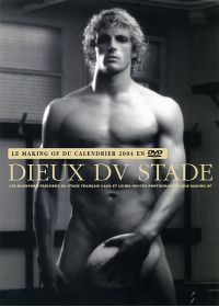 Dieux du stade, le making of du calendrier 2004 - DVD