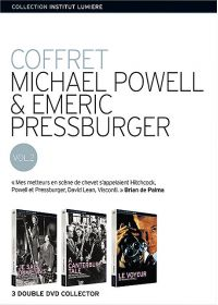 Michael Powell & Emeric Pressburger - Vol.2 - A Canterbury Tale + Le voyeur + I Know Where I'm Going (Édition Collector) - DVD