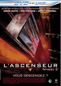 L'Ascenseur niveau 2 - DVD