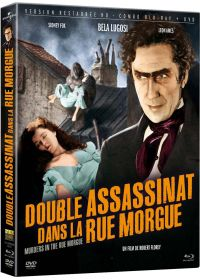 Double assassinat dans la rue Morgue (Combo Blu-ray + DVD) - Blu-ray