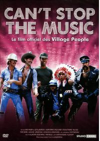 Can't Stop the Music - Village People - DVD