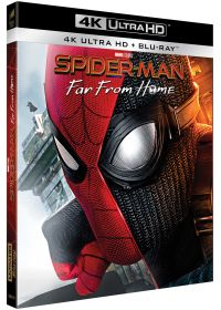 Spider-Man : Far from Home (4K Ultra HD + Blu-ray) - 4K UHD