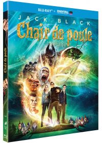 Chair de poule - Le film (Blu-ray + Copie digitale) - Blu-ray