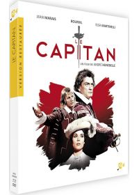 Le Capitan (Édition Collector Blu-ray + DVD) - Blu-ray