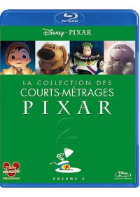 La Collection des courts métrages Pixar - Volume 2 - Blu-ray