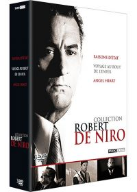 Collection Robert De Niro - Raison d'état + Voyage au bout de l'enfer + Angel Heart - DVD