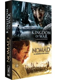 Kingdom of War + Nomad (Pack) - DVD