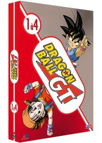 Dragon Ball GT - Coffret 1 - 4 DVD - Épisodes 1 à 16 - DVD