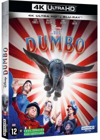 Dumbo (4K Ultra HD + Blu-ray) - 4K UHD