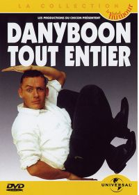 Dany Boon - Tout entier - DVD