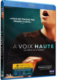 À voix haute - La force de la parole (Blu-ray + Copie digitale) - Blu-ray