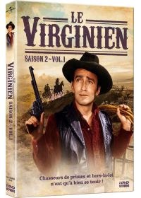 Le Virginien - Saison 2 - Volume 1 - DVD