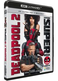 Deadpool 2 (Version Super Méga $@%!#& Chouette - 2 Blu-ray 4K Ultra HD + Blu-ray) - 4K UHD