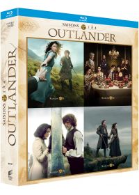 Outlander - Saisons 1, 2, 3, 4 - Blu-ray