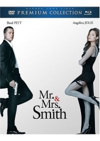 Mr. & Mrs. Smith (Combo Blu-ray + DVD) - Blu-ray