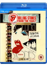 The Rolling Stones - From The Vault - Hampton Coliseum (Live in 1981) (SD Blu-ray (SD upscalée)) - Blu-ray