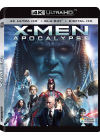X-Men : Apocalypse (4K Ultra HD + Blu-ray + Digital HD) - 4K UHD