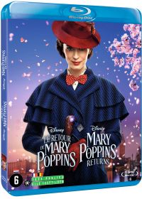 Le Retour de Mary Poppins - Blu-ray