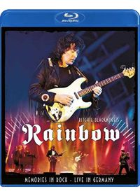 Ritchie Blackmore's Rainbow - Memories in Rock : Live in Germany (Édition Deluxe Blu-ray + DVD + CD + Livre) - Blu-ray