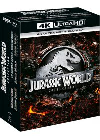 Jurassic World Collection (4K Ultra HD + Blu-ray) - 4K UHD