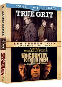 True Grit + No Country for Old Men (Pack) - Blu-ray