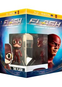 Flash - Saison 1 (+ figurine Pop! (Funko)) - Blu-ray
