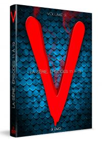 V - Volume 3 - La série TV - Episodes 11 à 19 - DVD