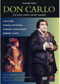 Don Carlo - The Royal Opera Covent Garden - DVD