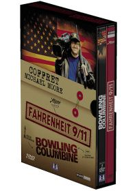 Fahrenheit 9/11 + Bowling for Columbine - DVD
