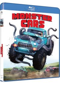 Monster Cars - Blu-ray