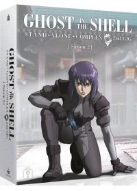 Ghost in the Shell - Stand Alone Complex: SAC 2nd GIG - Saison 2 - DVD