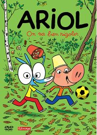 Ariol - On va bien rigoler - DVD
