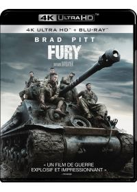 Fury (4K Ultra HD + Blu-ray) - Blu-ray 4K