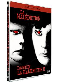 La Malédiction + Damien, la malédiction II (Pack 2 films) - DVD
