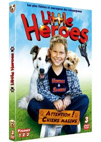 Little Heroes 1 + 2 + 3 (Pack) - DVD