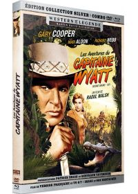Les Aventures du Capitaine Wyatt (Édition Collector Silver Blu-ray + DVD) - Blu-ray