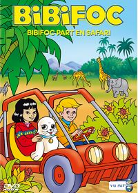 Bibifoc - Bibifoc part en safari - DVD