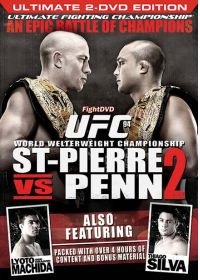 UFC 94 : St-Pierre vs Penn 2 - DVD