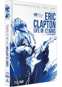Eric Clapton: Life in 12 Bars (Édition Prestige Blu-ray + 2 DVD + Livret) - Blu-ray