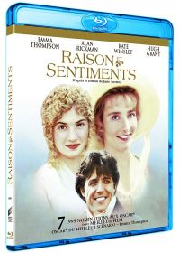 Raison et sentiments - Blu-ray