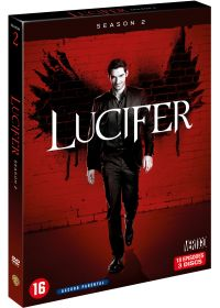 Lucifer - Saison 2 - DVD