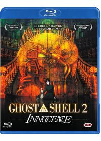 Ghost in the Shell 2 : Innocence (Édition Standard) - Blu-ray