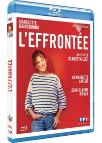 L'Effrontée (Blu-ray + Copie digitale) - Blu-ray