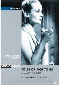 To Be or Not to Be - Jeux dangereux - DVD