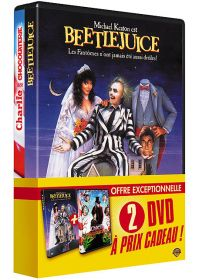 Charlie et la chocolaterie + Beetlejuice (Pack) - DVD