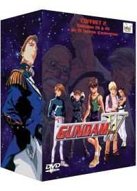 Gundam Wing - Coffret 2 : Episodes 26 à 49 (Version intégrale) - DVD