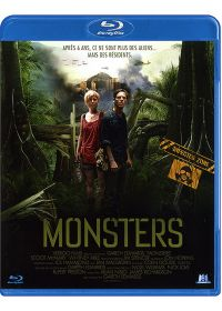 Monsters - Blu-ray
