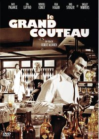 Le Grand couteau - DVD